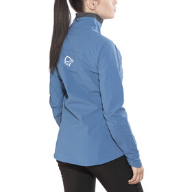 Norrøna Falketind Flex1 Jacket Women Denimite